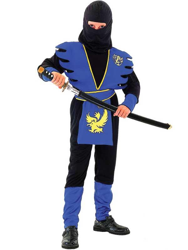 Boy's Ninja Assassin Costume