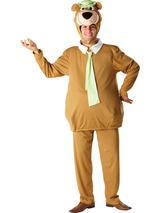 Yogi Bear Men's Costume