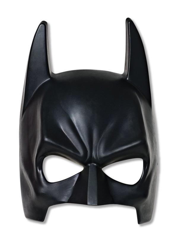 Batman Half Face Child's Mask