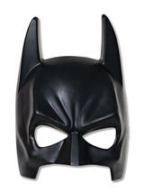 View Item Child Boys Batman Mask LICENSED The Dark Knight Rises Fancy Dress