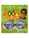 View Item DISC Glasses Goofy Nerd Specs Fancy Dress Costume