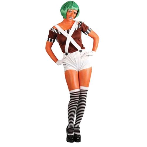 costume Willy adult wonka