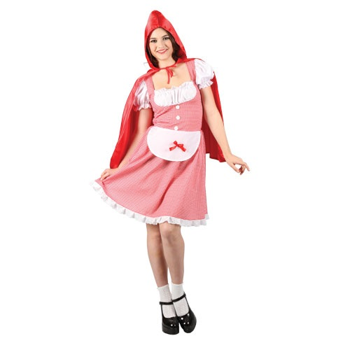 Adult Red Riding Hood Costume Adult-Red-Riding-Hood-Fancy-