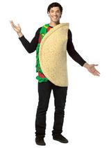 Adult's Taco Costume