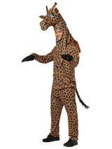 Adult Giraffe Animal Fancy Dress Costume Mens Ladies Gents Women Unisex