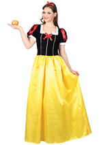 Ladies Snow White Fairy Princess Costume