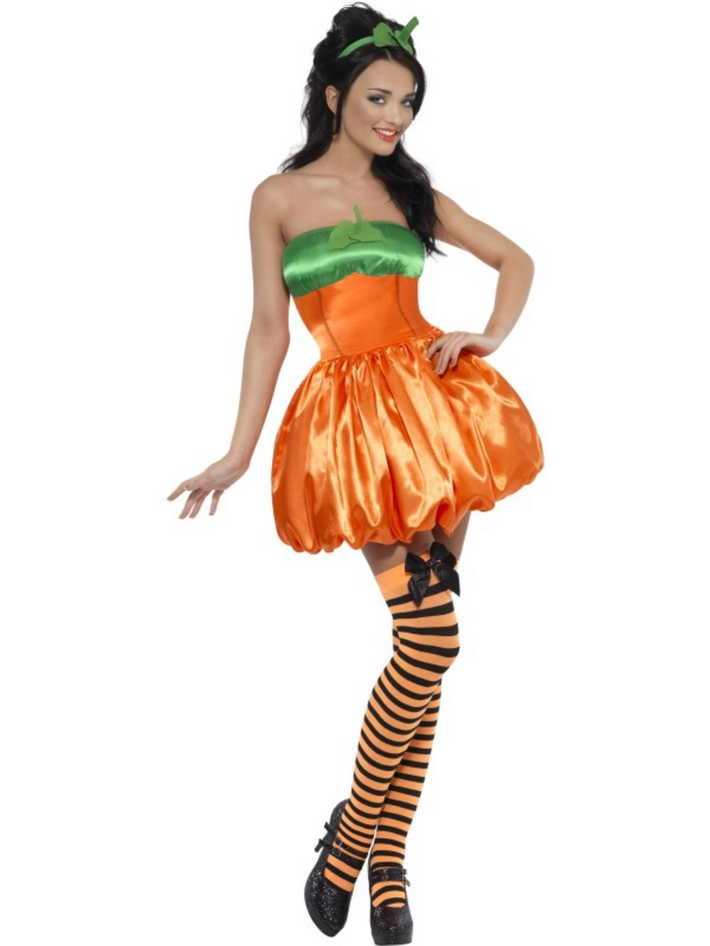 Womens Pumpkin Costume | eBay