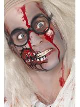 View Item Adult Zombie Make-up Fancy Dress Costume Halloween Mens Gents Male