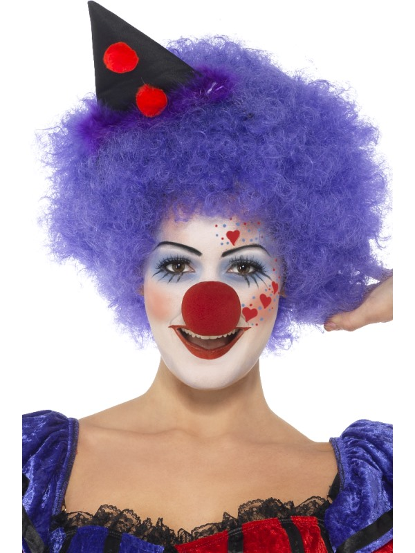 Adult Scary Clown Make Up Face Paints And Make Up