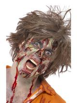 View Item Adult Zombie Latex Make-up Fancy Dress Costume Halloween Mens Gents Male
