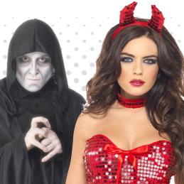Devil and Grim Reaper
