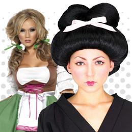 National Dress Costumes