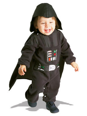 Star Wars Darth Vader Toddler Costume Thumbnail 1