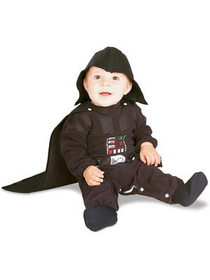Star Wars Darth Vader Toddler Costume Thumbnail 2