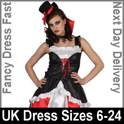 Adult-Burlesque-Victorian-Vampiress-Fancy-Dress-Halloween-Costume-UK-Sizes-6-24