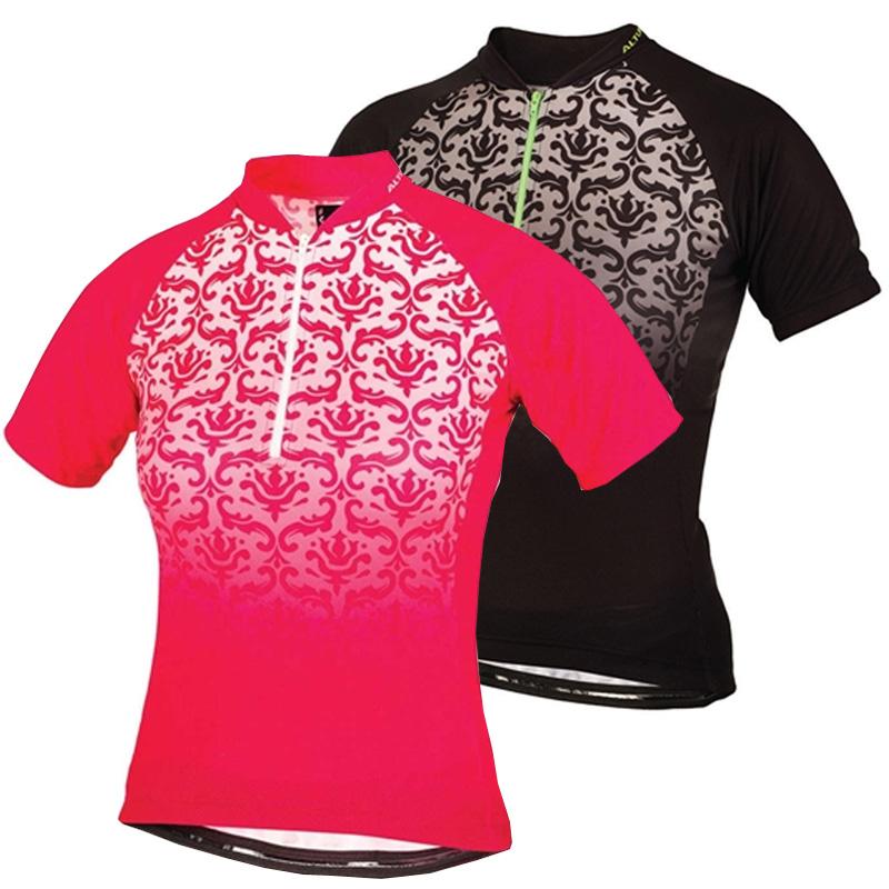 New-Altura-Womens-Baroque-Short-Sleeve-Road-Bike-MTB-Summer-Cycling-Jersey
