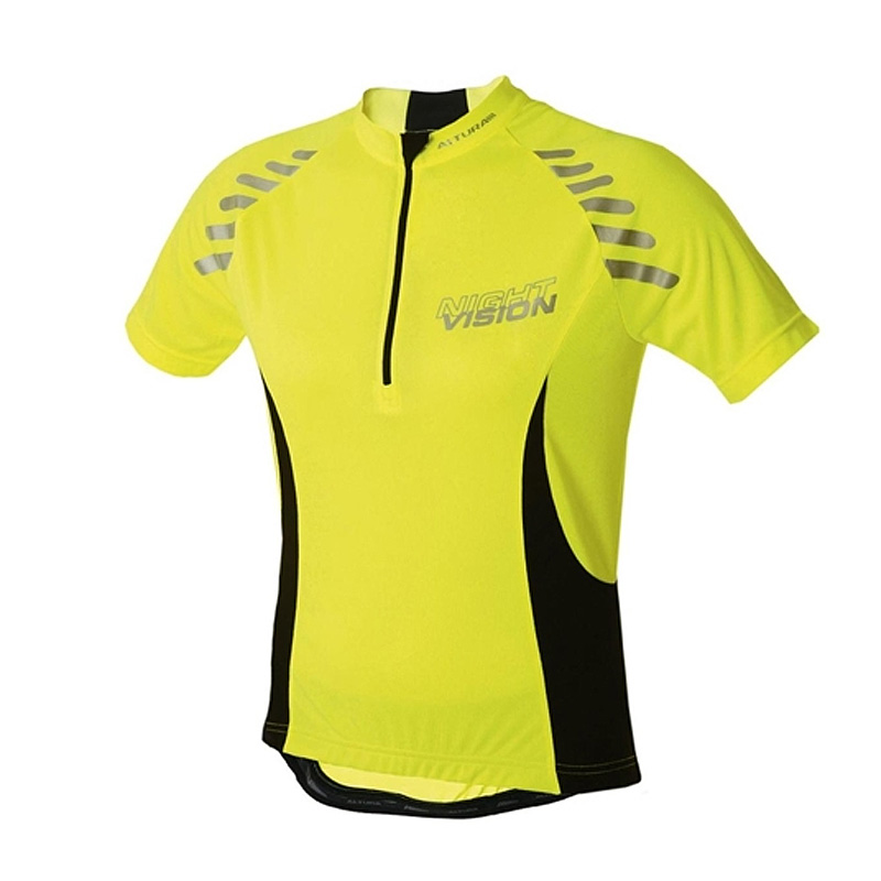 New-Altura-Womens-Night-Vision-Road-Bike-MTB-Summer-Short-Sleeve-Cycling-Jersey