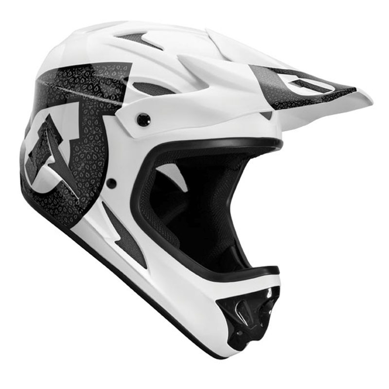 sixsixone 661 comp full face mtb bmx dh bike crash helmet sale special offer ebay. Black Bedroom Furniture Sets. Home Design Ideas