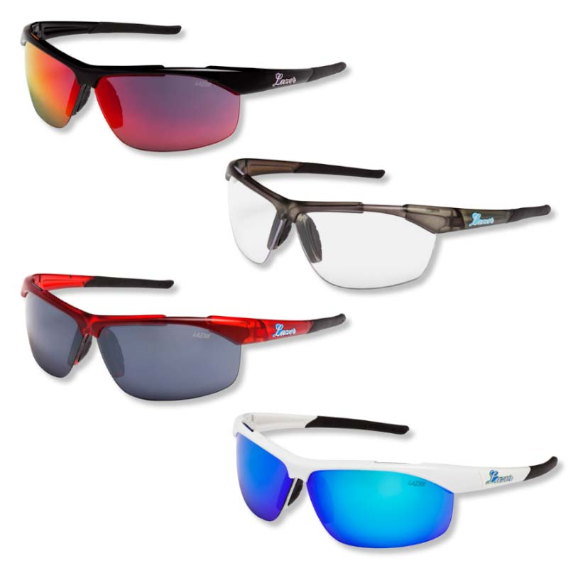Lazer Argon AR2 slim-fit glasses Cycling Half-frame 25g ...
