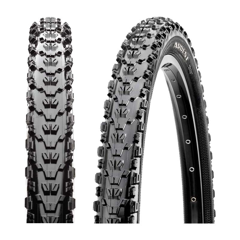 Maxxis-ASPEN-26-Bike-Tyre-MTB-XC-Lightweight-Race-Trail-AM-Dry-Weather-Black