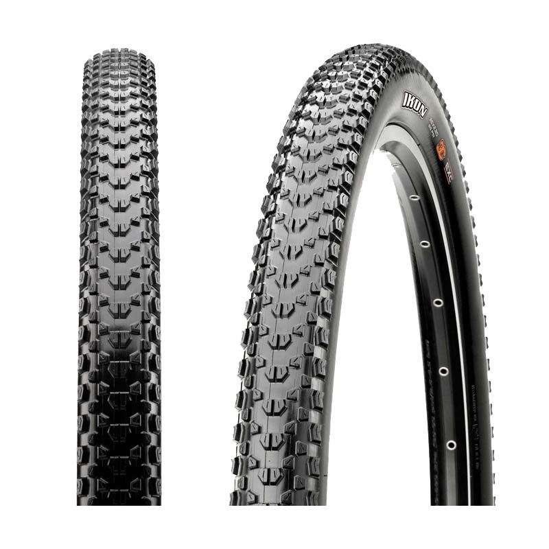 Maxxis-IKON-Tyre-MTB-Bike-Race-XC-Trail-Off-Rd-Blk-27-5-X-2-2-WIRE-62A-60A