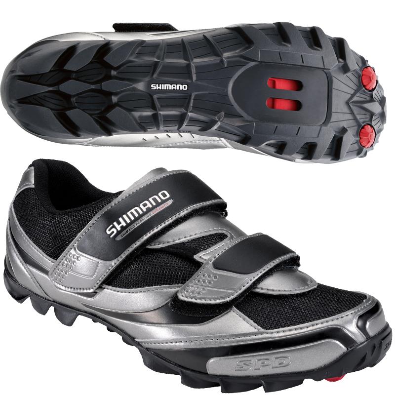 911520c4131 Shimano Mens M064 Entry Level Trail XC MTB Mountain Bike Off Road SPD Shoe  Black