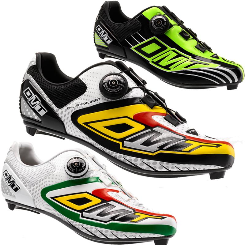 DMT-Mens-Prisma-2-0-Carbon-sole-elite-Performance-Italian-Road-Race-Bike-Shoes