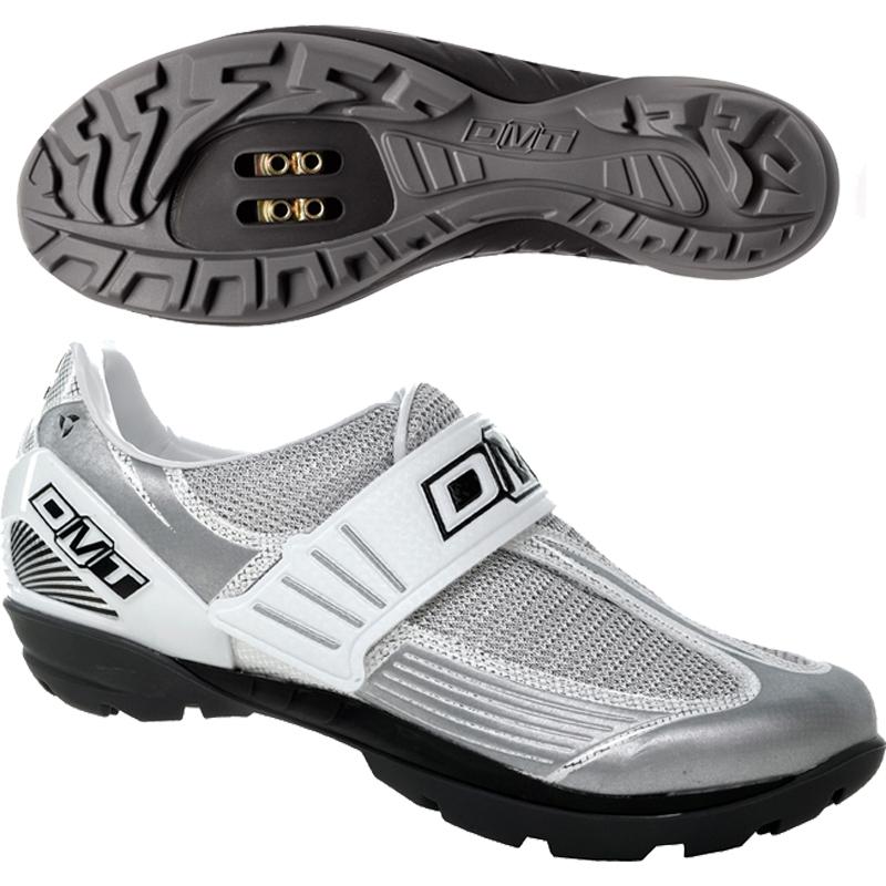 dmt mens training ground breathable indoor gym trainer spd bike shoes white sil ebay. Black Bedroom Furniture Sets. Home Design Ideas