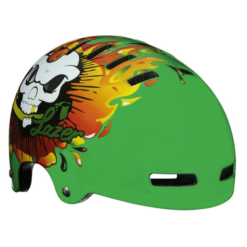 lazer street kinder jungen radsport fahrradhelm helm 50