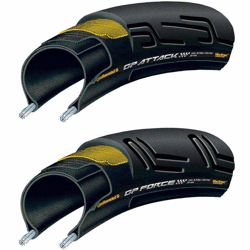 Continental-Grand-Prix-Force-II-Single-Road-Race-Bike-Tire-Black-700x24c