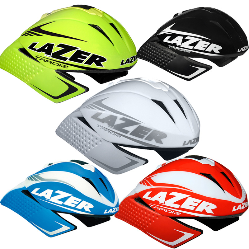 helmet lazer triathlon trial tt bike aero road race helmets cycling colours