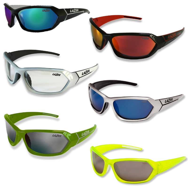 Lazer Unisex Electron EC1 glasses Cycling Full-frame 28g ...