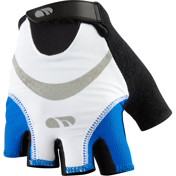 Madison Echelon men's mitts white / blue / black large Enlarged Preview