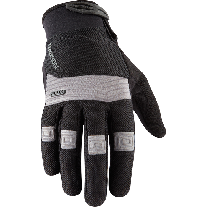 Madison Flux Singletrack Women's Gloves Black Medium Cycling MTB Road Bike 2012 Enlarged Preview