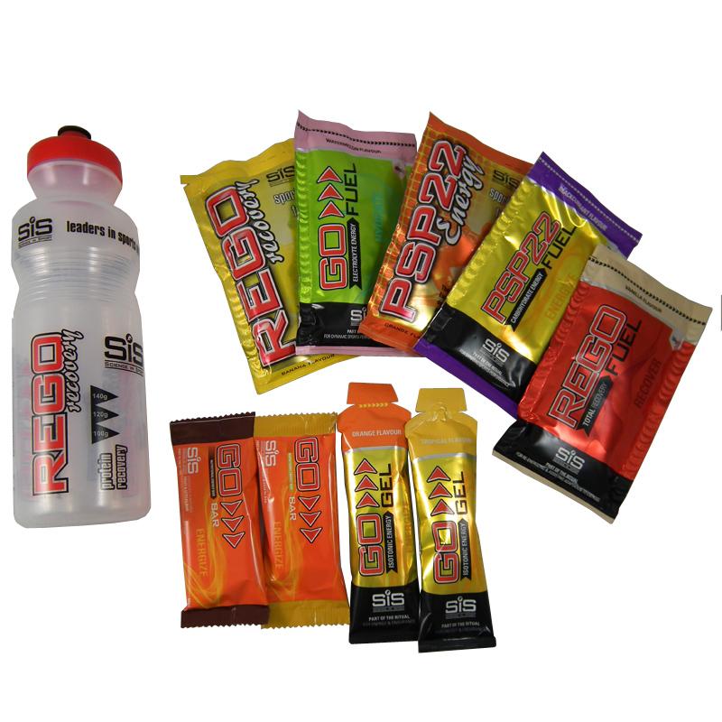 SIS Energy Pack – GO Gels, Bars, PSP22, REGO, Bottle Enlarged Preview