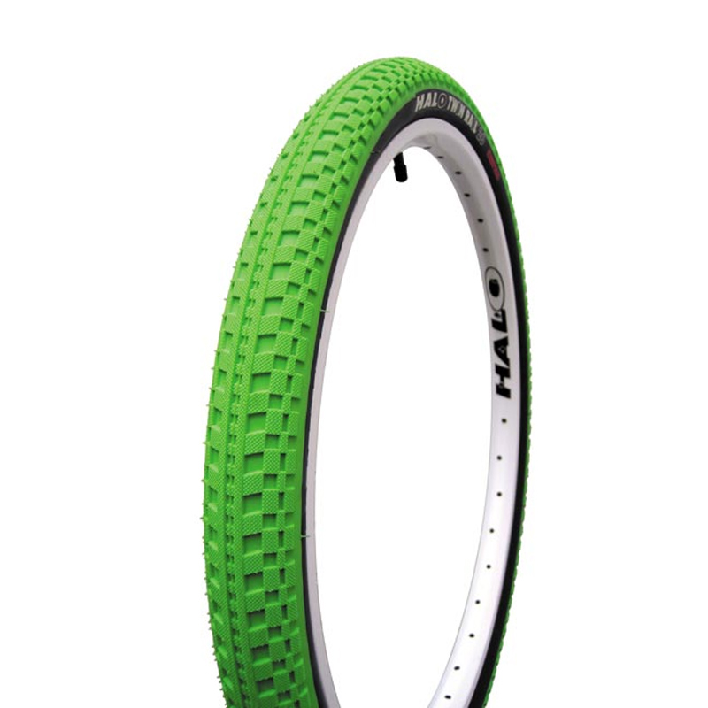 Halo-Twin-Rail-Tyre-MTB-Dirt-Jump-Park-26-x-2-2-Green