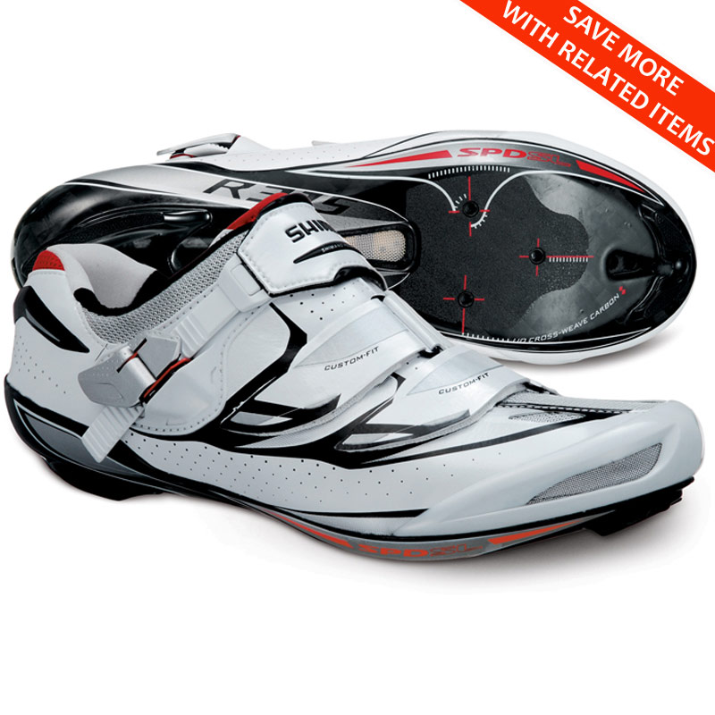 Shimano Spd R Black Road Cycling Shoes