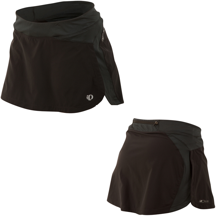 2013-Pearl-Izumi-Womens-Infinity-Run-Road-Bike-Running-Skirt-Black