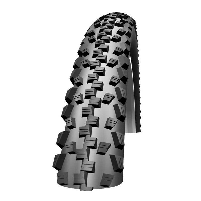 Schwalbe Black Jack 18 x 1.90 Wired Junior Bike Tyre Tire w/ Puncture Protection Enlarged Preview