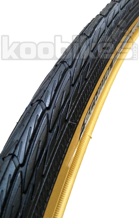 Schwalbe Delta Cruiser 700x28c Wired Tyre Puncture Protection Gumwall  (28-662) Enlarged Preview