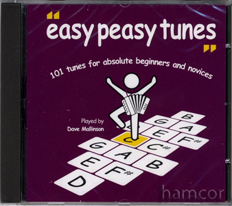 Easy Peasy Tunes CD Enlarged Preview