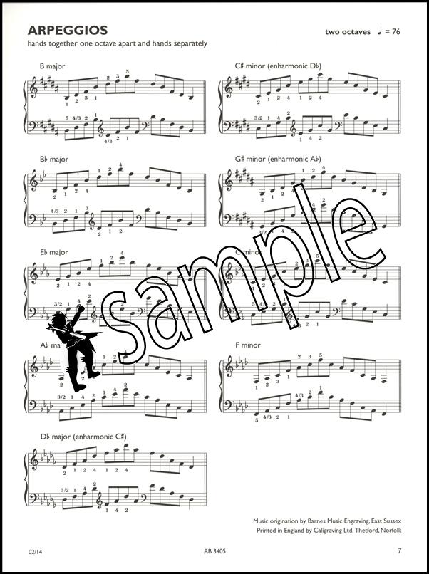 grade 5 piano sheet music pdf