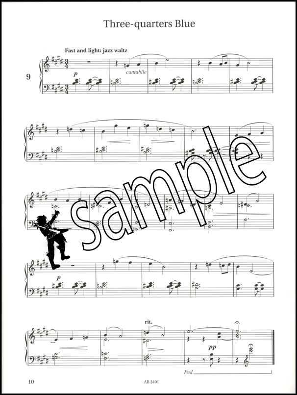 Piano Specimen Sight Reading Tests FOR Piano Abrsm Grade 8 ...