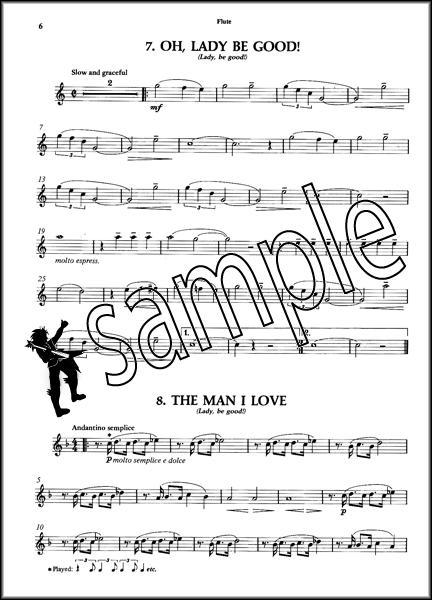 Easy flute music easy gershwin for flute 15