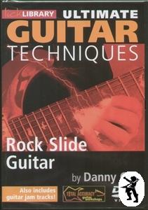 Rock Slide Guitar Lick Library DVD Bottleneck Blues NEW Enlarged Preview