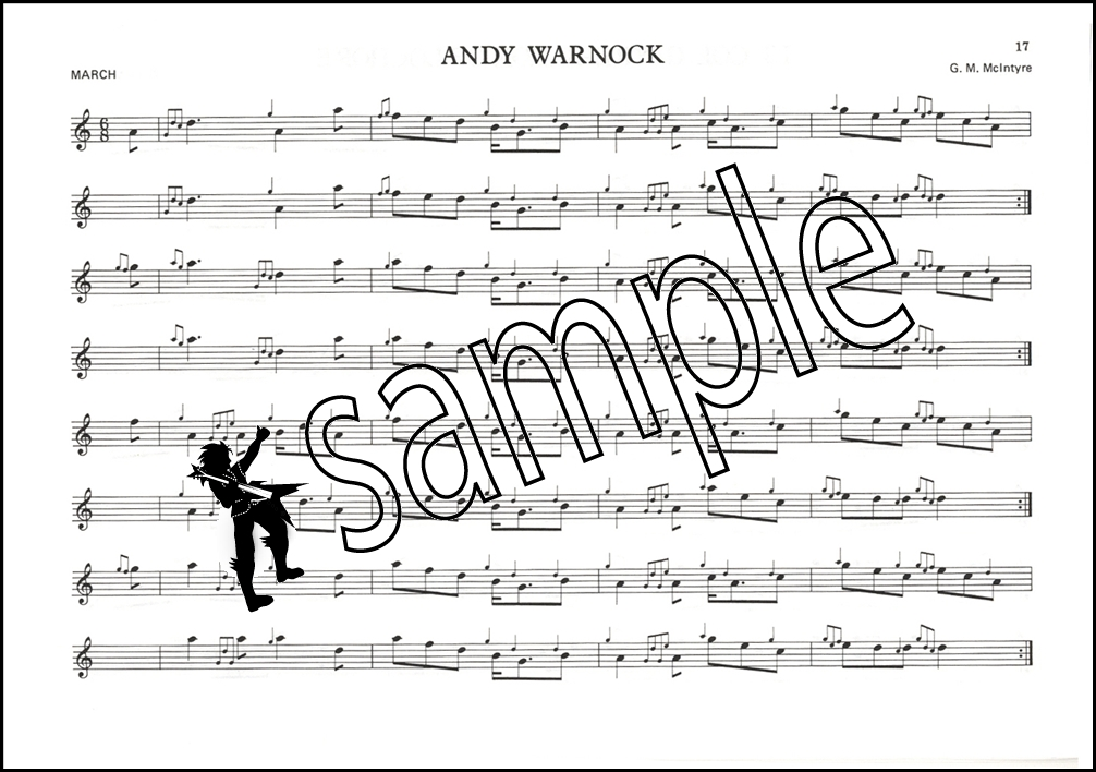 how to read bagpipe sheet music