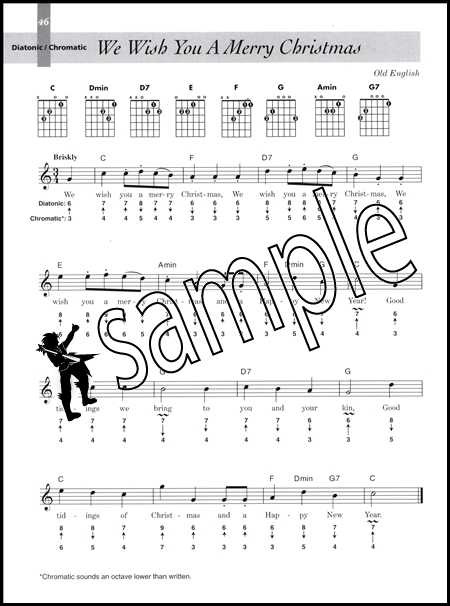 Harmonica u00bb Harmonica Tabs White Christmas - Music Sheets, Tablature, Chords and Lyrics