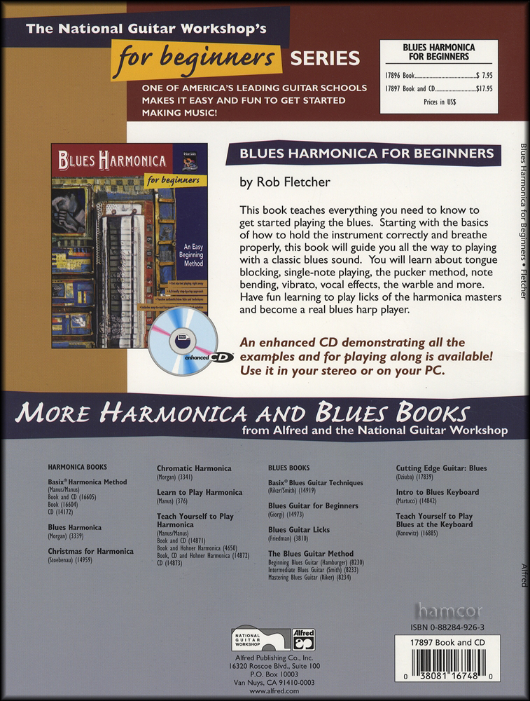 Best Harmonica Books for Chromatic and Diatonic Harmonica