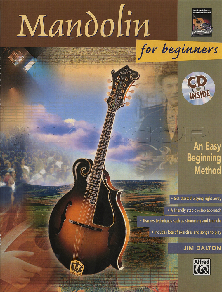 Mandolin - Easy Beginner Songs - Learn to play (Sheet ...