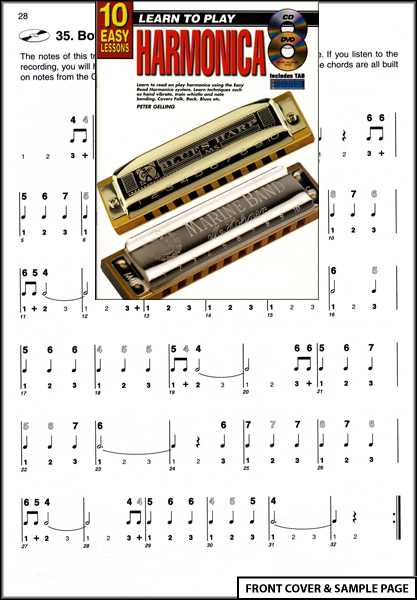 Harmonica Lessons That Work - Learn How to Play Great ...